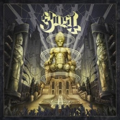 Ghost - Ceremony And Devotion - CLEAR YELLOW Vinyl Live (2Lp)