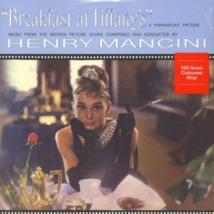 Henry Mancini - Breakfast At Tiffany's (Coloured Vi