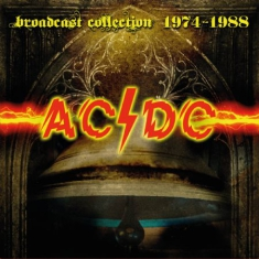 AC/DC - Broadcast Collection 1974-88 (Fm)