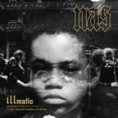 Nas - Illmatic: Live From The Kennedy Cen