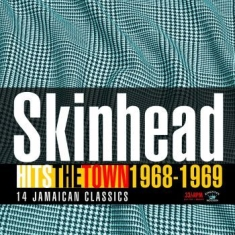 V/A - Skinhead Hits The Town 1968-1 - Skinhead Hits The Town 1968-1969
