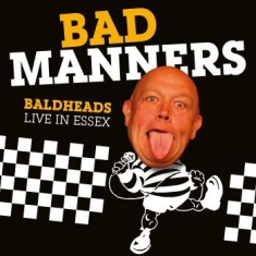 Bad Manners - Baldheads Live In Essex (Cd+Dvd)