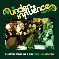 Blandade Artister - Under The Influence 6 - Compiled By