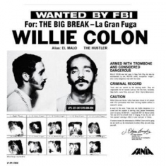 Colon, Willie - Wanted By The.. -Rsd-