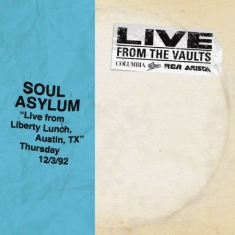 Soul Asylum - Live From Liberty Lunch, Austin, Tx