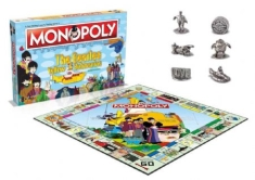 The beatles - Yellow Submarine Monopoly