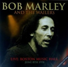 Bob Marley - The Best Hits Live (180G.)