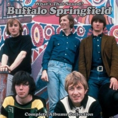 Buffalo Springfield - What's That Sound? Complete Al