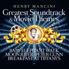 Mancini Henry - Greatest Soundtracks & Movie Themes
