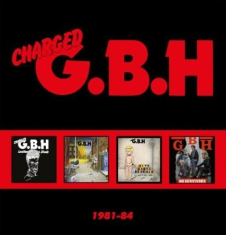 Charged G.B.H - 1981-84
