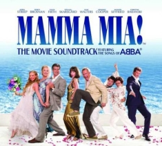 Blandade Artister - Mamma Mia The Movie (2Lp)
