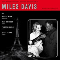 DAVIS MILES - Lift To The Scaffold