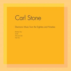 Carl Stone - Electronic Music From The Eighties