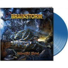 Brainstorm - Midnight Ghost (Gatefold Clear Blue