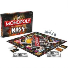Kiss - The Kiss Monopoly
