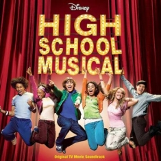 Filmmusik - High School Musical (Gold Vinyl)