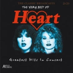 Heart - Greatest Hits In Concert (2Cd)