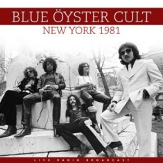 Blue Öyster Cult - Best Of  Live In New York 1981