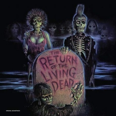 Filmmusik - Return Of The Living Dead (Blood Vi