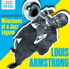 Armstrong Louis - Milestones Of A Jazz Legend