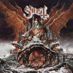Ghost - Prequelle (Scand Dlx 2 Bonus Tracks