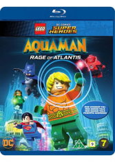 Lego Dc Aquaman: Rage Of Atlantis