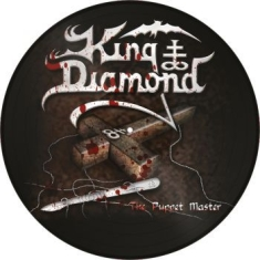 King Diamond - The Puppet Master ( 2 Lp Picture Vi