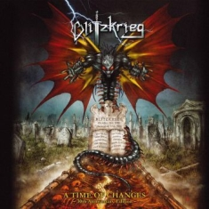 Blitzkrieg - A Time Of Changes 30Th Anniversary