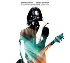 Wilson Steven - Home Invasion: In Concert (Br+2Cd)