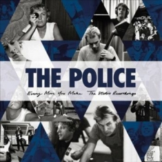 Police - Every Move You Make (Studio Rec)6Lp