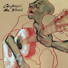 Blandade Artister - Confessin' The Blues- Vol 1