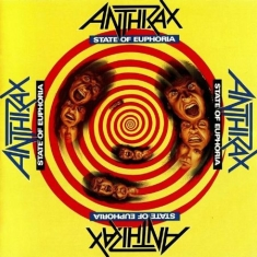 Anthrax - State Of Euphoria - 30Th Ed (2Lp)