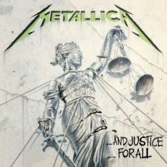 Metallica - And Justice For All (Ltd 2Lp Re-M 2