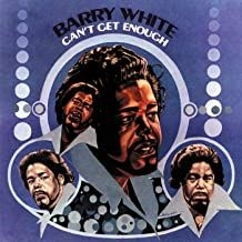 Barry White - Can't Get Enough (Vinyl)