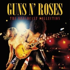 Guns 'n' Roses - The Broadcast Collection (4Lp)