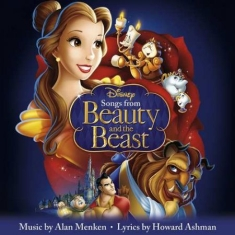 Filmmusik - Beauty And The Beast (Vinyl)