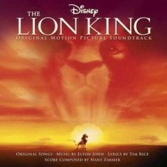 Filmmusik - The Lion King (Vinyl)