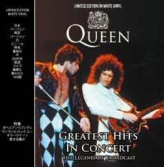 Queen - Greatest Hits In Concert (White)