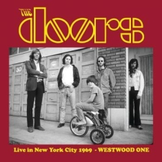 Doors The - Live In New York City 1969