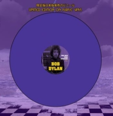 Dylan Bob - The New York Sessions -Purple Vinyl