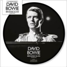 David Bowie - Breaking Glass E.P.(Ltd. 7