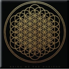 Bring Me The Horizon - BRING ME THE HORIZON FRIDGE MAGNET: FLOWER