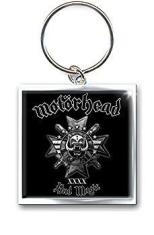 Motörhead - MOTORHEAD STANDARD KEY-CHAIN: BAD MAGIC