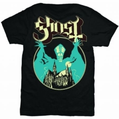 Ghost - MEN'S TEE: OPUS
