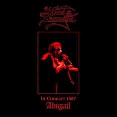 King Diamond - In Concert 1987 Abigail Live