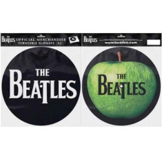 Beatles - Slipmat - Beatles Apple