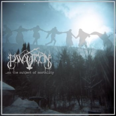 Panopticon - On The Subject Of Mortality (Vinyl)