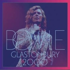 David Bowie - Glastonbury 2000 (Ltd. 2Cd/1Dv