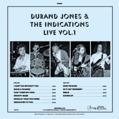 Durand Jones & The Indications - Durand Jones & The Indications Live