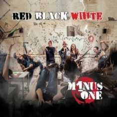 Minus One - Red Black White